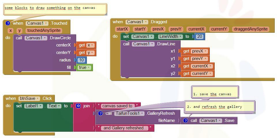 App Inventor Extensions: Tools | Pura Vida Apps
