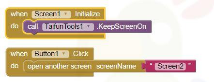 App Inventor Extensions: Tools   Pura Vida Apps