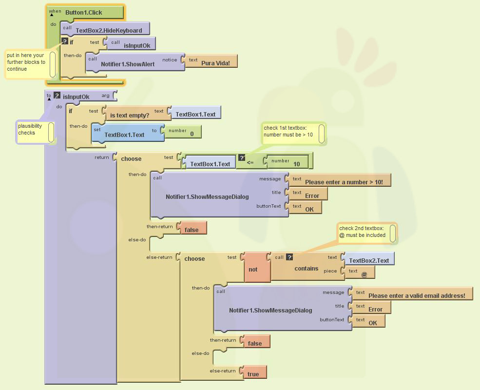 Case Design pura vida phone case : App Inventor Classic Code Snippets : Pura Vida Apps