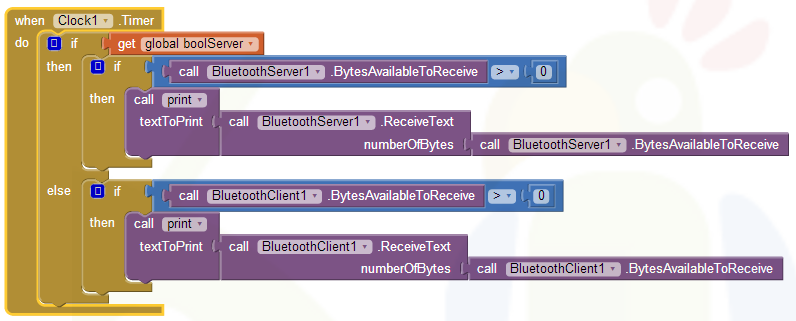 App Inventor Tutorials and Examples: Bluetooth Chat | Pura