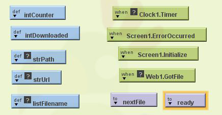 App Inventor Tutorials and Examples: Encrypt   Pura Vida Apps