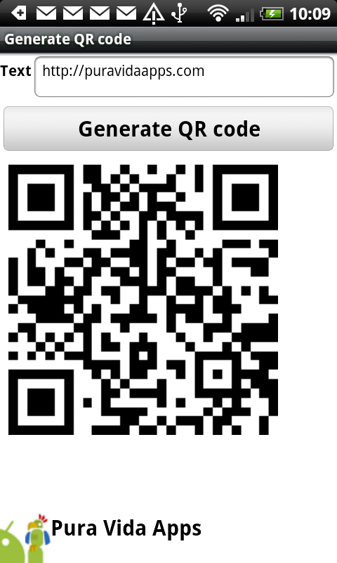 App Inventor Tutorials and Examples: Generate QR Code | Pura