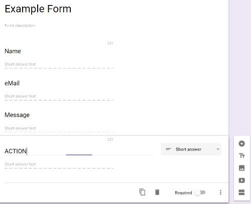 App Inventor Tutorials and Examples: Google Spreadsheet Database